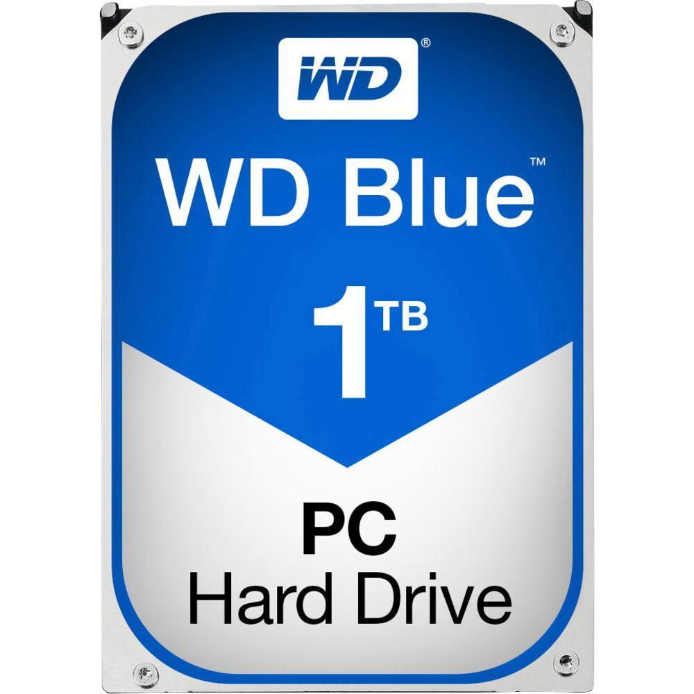 """Western Digital Blue SATA 1TB (3,5"""") für 40,99€ (Conrad)"""