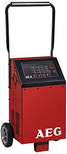 AEG Automotive 97012 Mikroprozessor-Ladegerät LW 60.0 Ampere für 12 und 24 V Batterien, 8-stufig @ Amazon.de