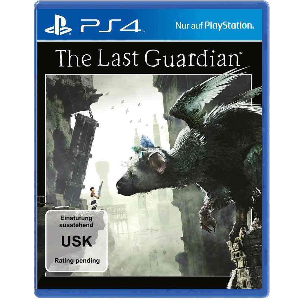 [Conrad] The Last Guardian für die PS4 - ABGELAUFEN