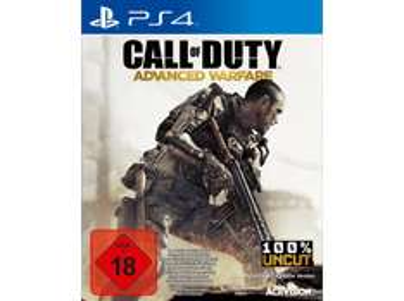 Call of Duty: Advanced Warfare (PS4) für 7,99€ (Saturn)