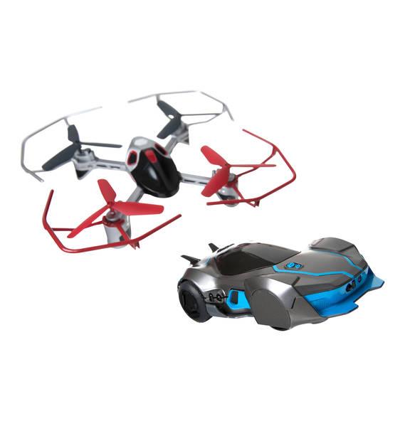[Kaufhof] WowWee RC-Flug-Fahr-Gerät Quadcopter & Auto +7% shoop