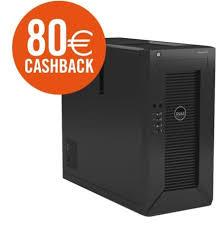 Dell T20 Server für 319€ (-80€ Cashback) bei notebooksbilliger