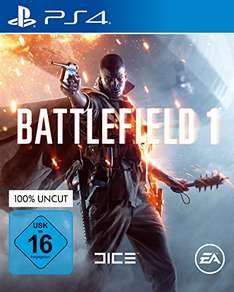 (Amazon) Battlefield 1 (PS4 & Xbox One) für 41,97€