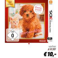 (Media Markt )Nintendogs Toy Poodie + New Friends (Nintendo Selects) [Nintendo 3DS]