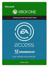EA Access - 12 Month Subscription (Xbox One) für 22,23€ @ CDKeys (Mit Facebook Code)