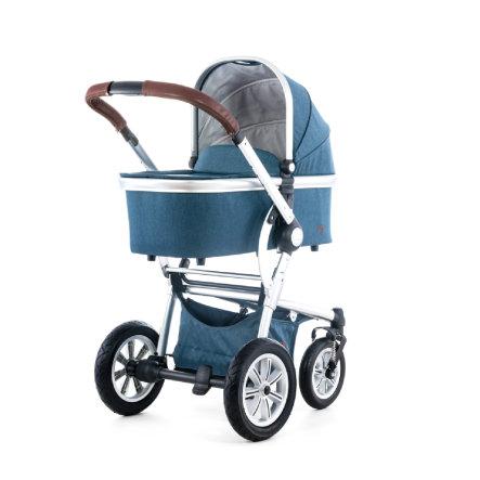 Moon Kombi-Kinderwagen Tregg in Indigo Blue Denim für 301,49€, versandkostenfrei bei [babymarkt] statt ca. 400€