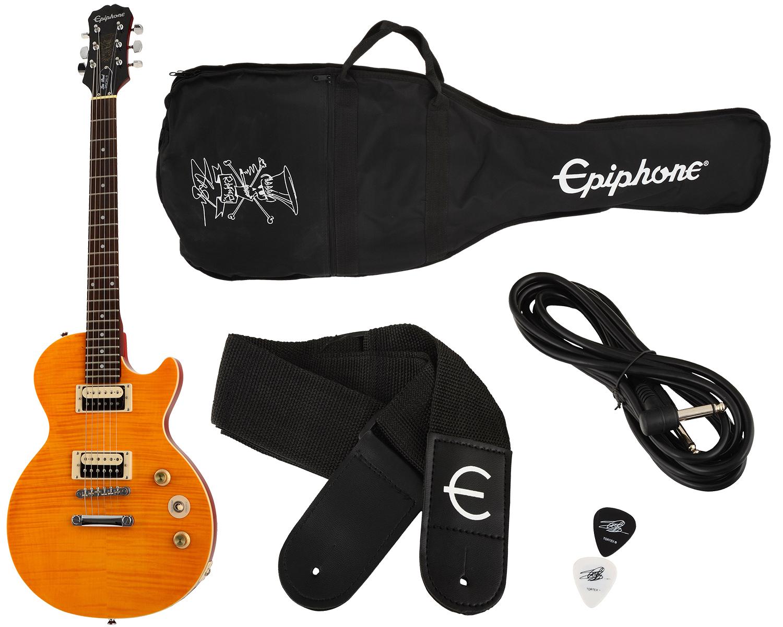 EPIPHONE Les Paul Special-II Slash AFD Outfit