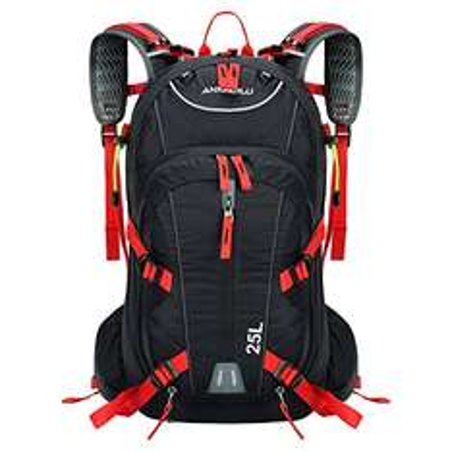 Lixada 25L Fahrradrucksack für Reisen Bergsteigen Wasserabweisend mit Regen Abdeckung: 22,09 €