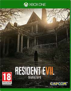 Resident Evil 7 Xbox One / PS4 für 46,87€ (EU Import)