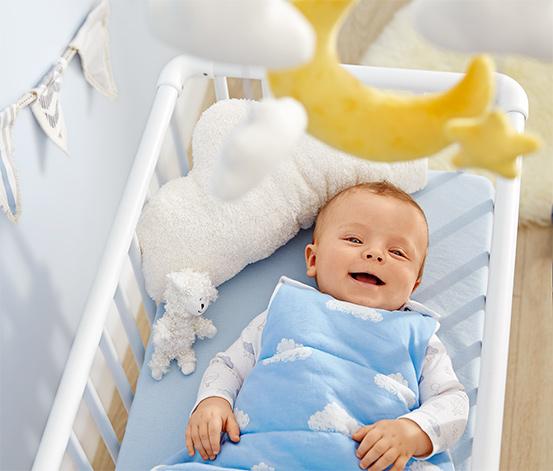 Baby Beistellbett inkl. Matratze für 103,70€, versandkostenfrei bei [Tchibo] statt 199€