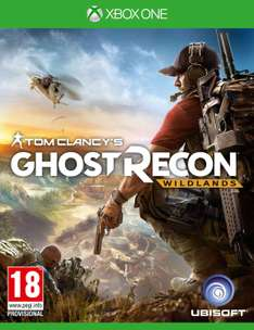[gameseek.co.uk] Ghost Recon Wildlands Xbox One / PS4 für 46,87€ (mit VK)