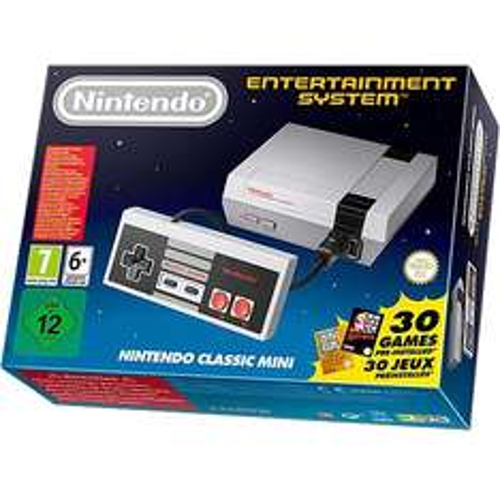 (Tyos'R'Us') Nintendo Classic Mini für 69,99€  inkl. VSK