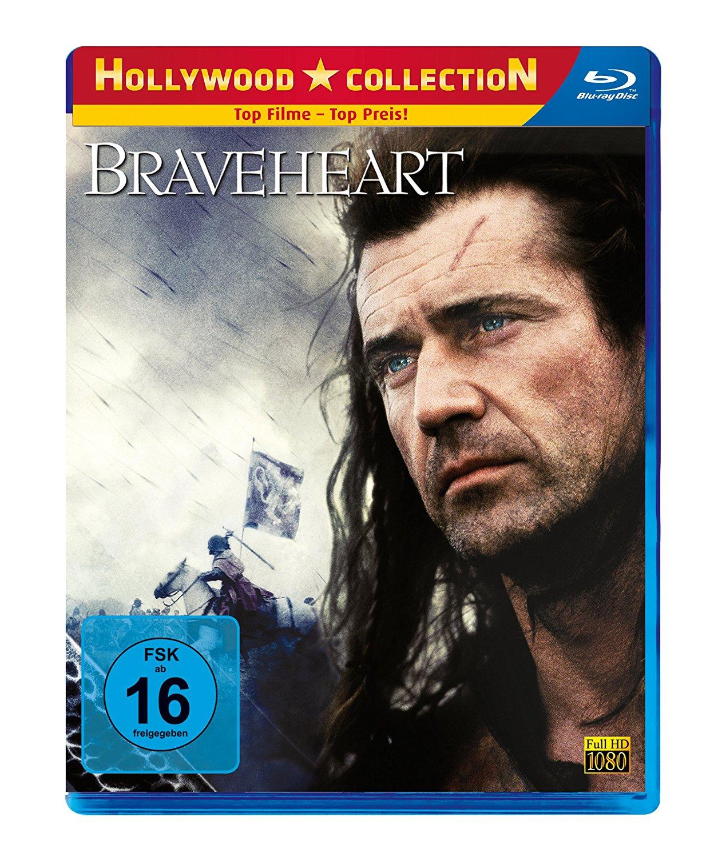 Braveheart als Blu-ray für 5€ (Saturn/Amazon)