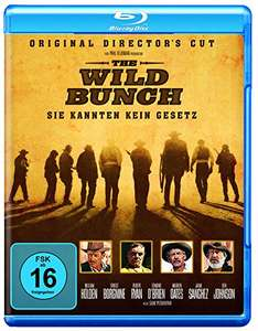 [Amazon Prime] The Wild Bunch - Blu Ray