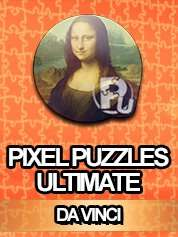 [Steam] Pixel Puzzles Ultimate - Puzzle Pack: Da Vinci DLC gratis durch Greenmangaming