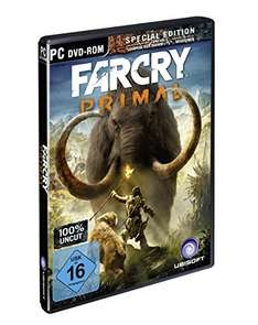 [amazon, Blitzangebot] Far Cry Primal (100% Uncut) - Special Edition PC