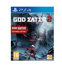 (Amazon/MyMemory) God Eater 2: Rage Burst (PS4) für 29,99€