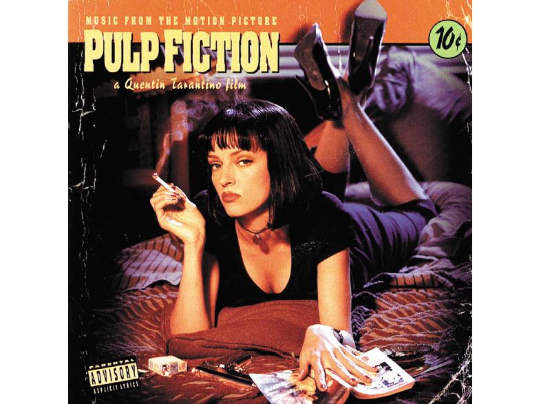 Vinyl Knallerpreis 9,99€ @Saturn DE: Pulp Fiction,Portishead,Amy Winehouse,AC/DC