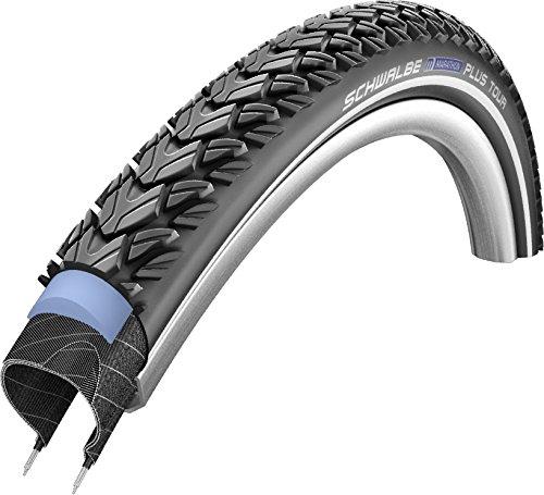 """[Amazon (Marketplace-Verkäufer)] Schwalbe Fahrradreifen Marathon Plus Tour Smart Guard 50-559 26x2.0"""" für 9,90 Euro"""