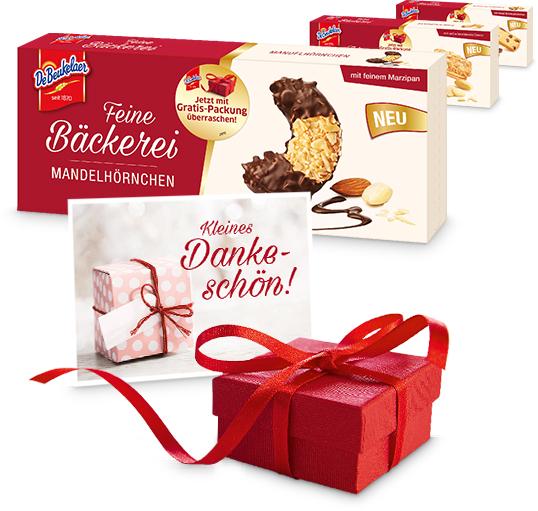 """DeBeukelaer """"Feine Bäckerei"""" - 2 kaufen, 1 gratis verschicken"""