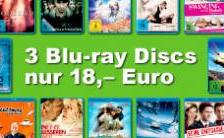 [JPC.de] 3 Blu-ray Filme für 18 Euro, versandkostenfrei bis zum 11. Dezember