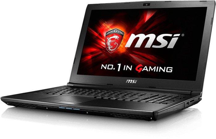 """MSI GL62 6QF - i5-6300HQ (bis 4x 3.2GHz), GTX 960M, 8GB DDR4, 256GB SSD + M.2 NVMe-Slot, 15,6"""" Full-HD matt @ Notebooksbilliger"""