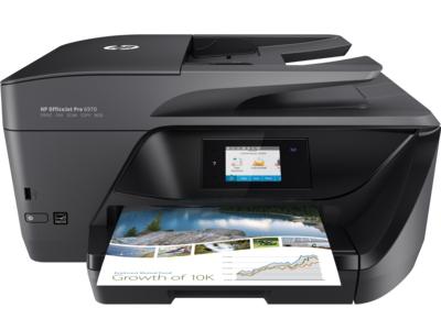 HP Officejet Pro 6970 für 109,90€bei computeruniverse + 30€ Cashback - Tintenstrahl Multifunktionsgerät