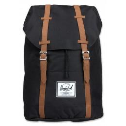 50% auf Herschel Rucksäcke, z.B. Herschel Little America Backpack Black für 54,50€ inkl. Versand statt 93,50€