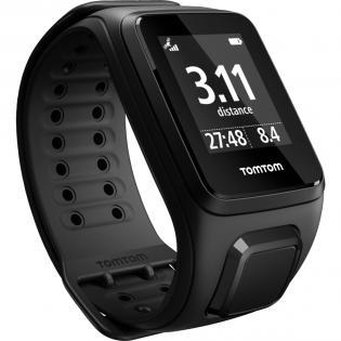 [Redcoon] TomTom Spark Cardio Fitness (GPS-Uhr, Größe L, schwarz)