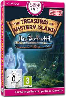 [PC-Welt Adventskalender] The Treasures of Mystery Island 3 - Das Geisterschiff