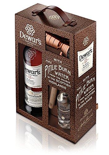 [amazon Prime] Dewar´s True Scotch Whisky Geschenkpackung + Quellwasser + Jigger 20,24€