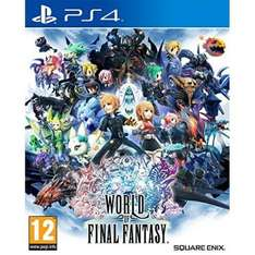 World of Final Fantasy (PS4) 35,74€ inkl. VSK (gameseek.co.uk)