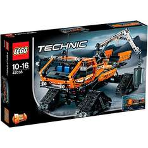 [amazon.co.uk] LEGO Technic 42038 Arktis-Kettenfahrzeug mit Prime für 40,47€