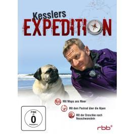 Kesslers Expedition Box 4 (3er DVD-Box)