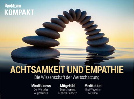 """Kommende Spektrum-Kompakt """"Achtsamkeit und Empathie"""" umsonst [digital]"""