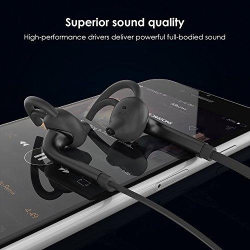[Amazon] Ohrhörer In-ear Kopfhörer mit eingebautem Mikrofon und Lautstärkeregler 3,5 mm Klinkenstecker für 6,30 Euro statt 12,99 Euro