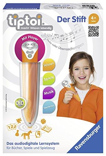 Ravensburger tiptoi Stift mit Player für 21,99€ bei [Amazon Prime]