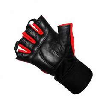 JEETA PRO-X20 Fitnesshandschuhe aus Leder mit Handgelenkbandage für 8,95€ (Fitworld24)