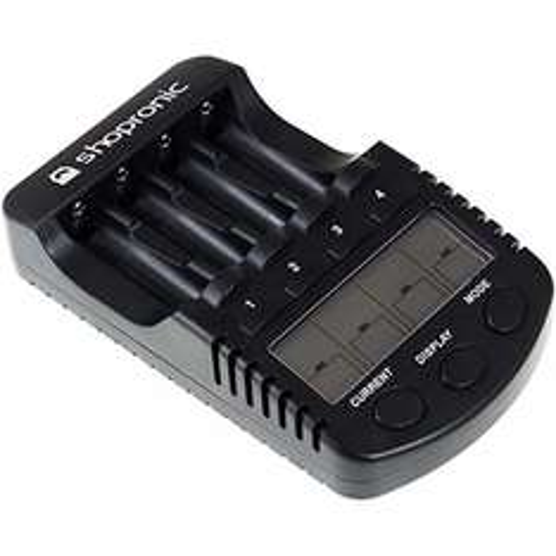 Shopronic LA-SR100 Akku-Schnellladegerät im Amazon Blitzangebot für 17,50€