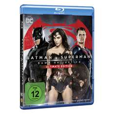 Batman vs Superman: Dawn of Justice (2 Disc) [Blu-ray] 7,99€ ab 12.12. @ real [Offline] oder Amazon