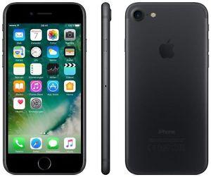 Apple iPhone 7 32 GB Smartphone Neu ohne Vertrag/SIMlock, schwarz