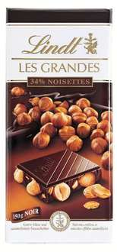 [Amazon Prime] 1950 Gramm Lindt & Sprüngli Les Grandes Feinherb Schokolade, 13er Pack (13 x 150 g) für 17,63€