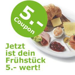 ( IKEA Duisburg) 5 Euro Coupon zu jedem Frühstück ab 5 Euro