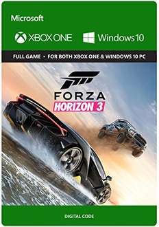 Forza Horizon 3 Standard edition digital key für Xbox und PC [Amazon.com]