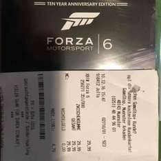 Game Stop: Forza Motorsport 6 XBOX One 29,99 [Idealo 34,99]