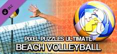 [Steam] Pixel Puzzles Ultimate - Puzzle Pack: Beach Volleyball DLC gratis durch Indiegala