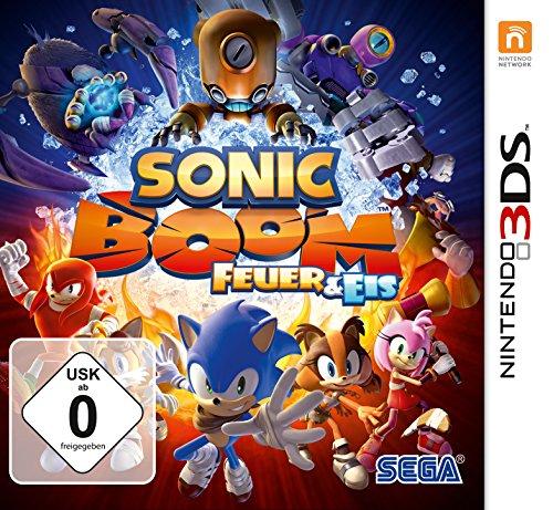 [amazon.de Prime]  Sonic Boom: Feuer und Eis (3DS) für 9,97€ statt 30€