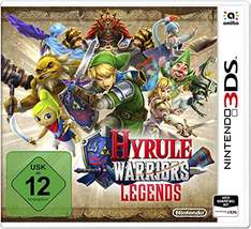 [amazon.de Prime] Hyrule Warriors: Legends (3DS) für 9,97€ statt 26€