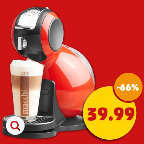 Krups Nescafé Dolce Gusto Melody 3 Rot KP 2205 für 39,99€ [GLOBUS+PENNY]