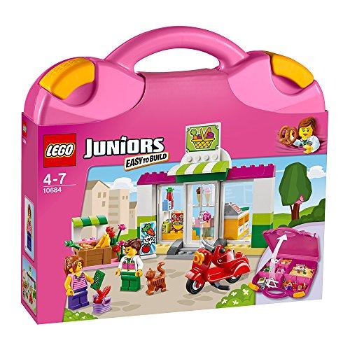 [Amazon - Prime]   Lego 10684 - Juniors - Supermarkt Koffer für 11,19 Euro inkl. Versand